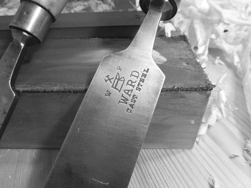 Cast Steel Chisel