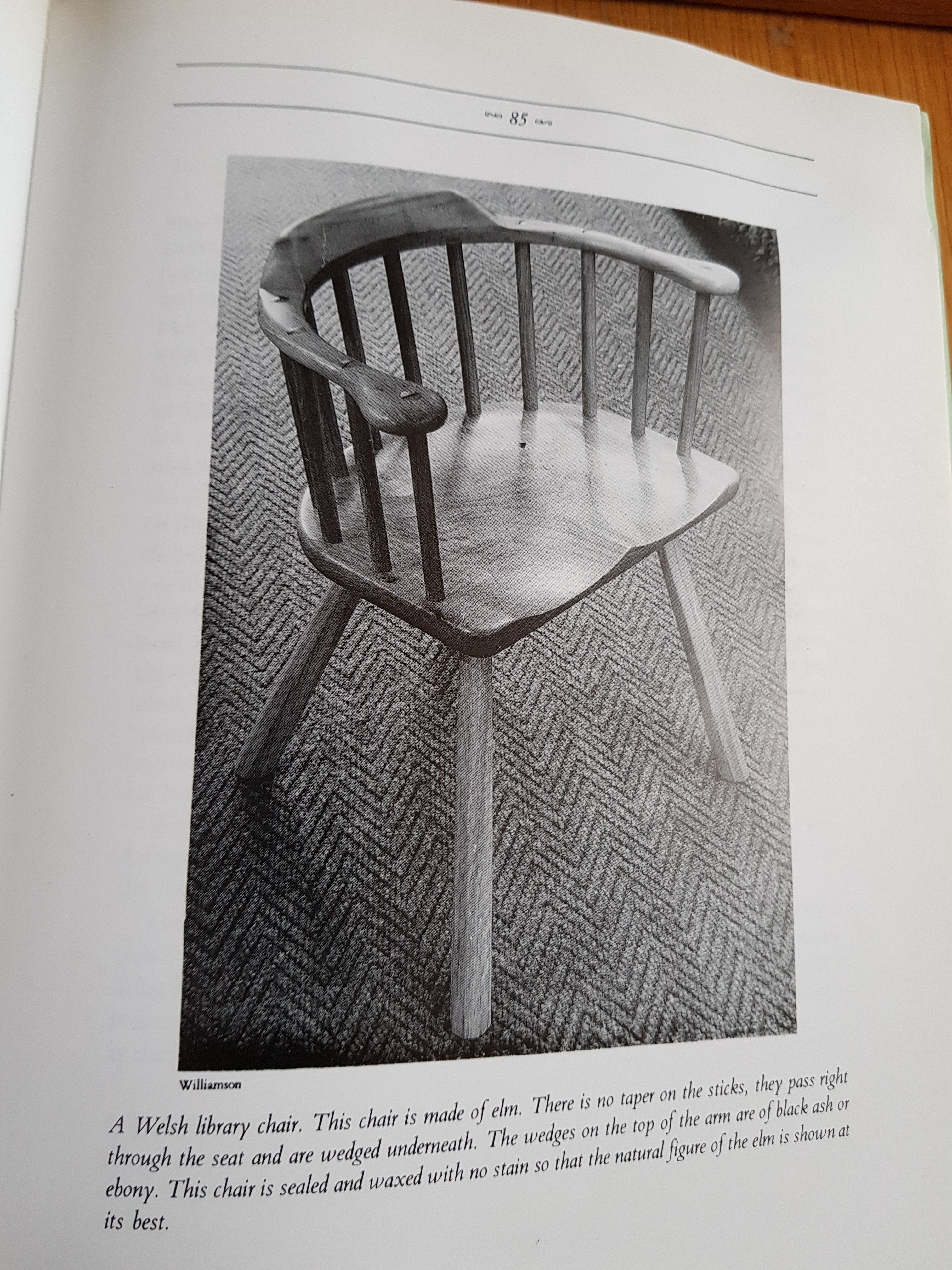 Welsh Stick Chairs - John Brown