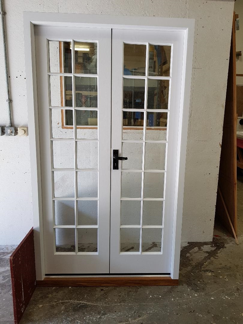 Heritage French Doors