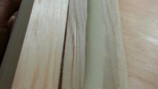 Edge Glued Panel