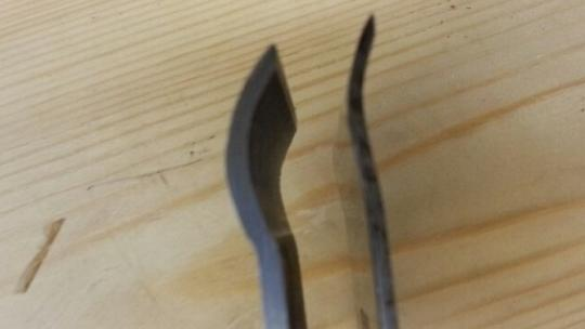 Anant Tools cap irons