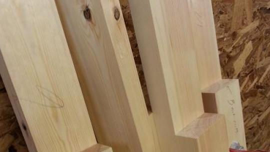 English Bench Notches