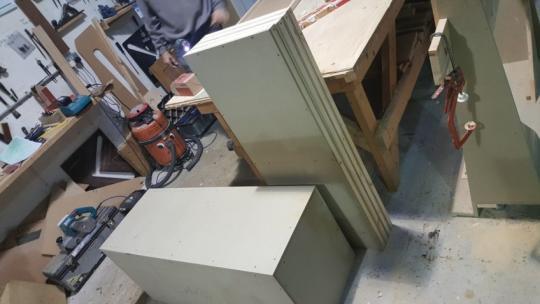 Custom Display Plinths