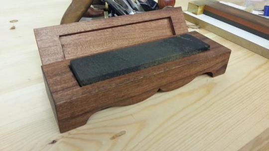 Oil Stone Box
