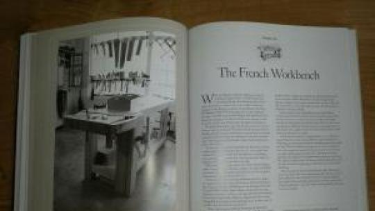 "How to build your ""French"" or ""Roubo"" style bench."