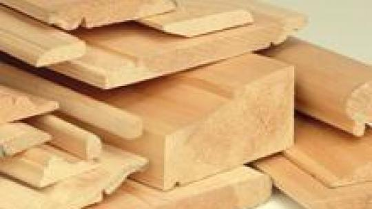 Vth Redwood Used In Standard Mouldings and PSE Sections