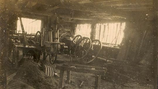 Wheelwright Workshop Devon