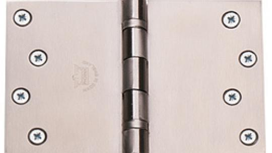 Stainless steel fixings or brass is always a wise idea on external applications