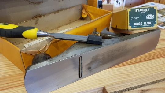3 Tips for sharpening handtools