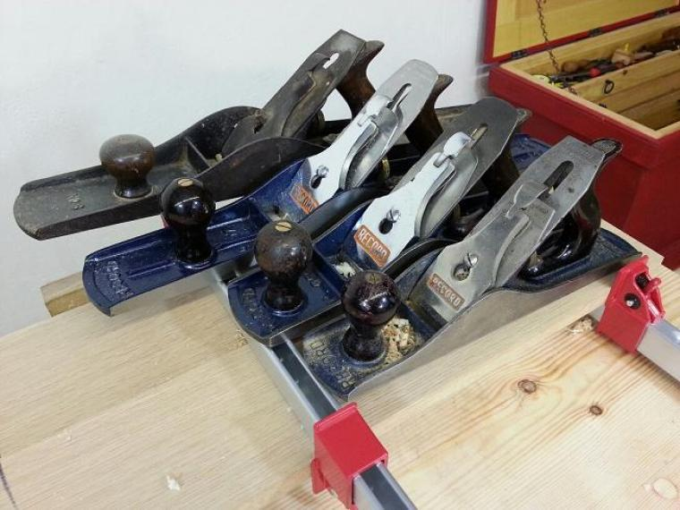 Jointing Planes