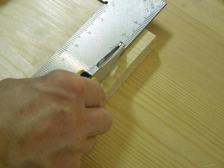 Knife Wall Shoulder