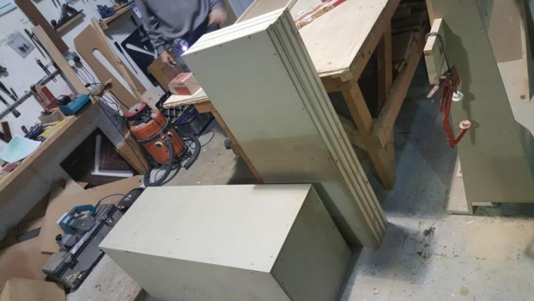 Custom Display Plinths