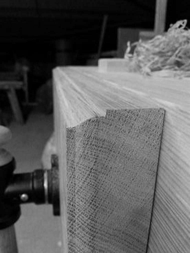 Moulded Oak