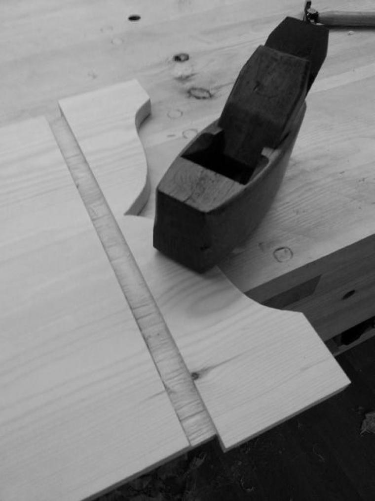 Smoothing for the Six Board Chest