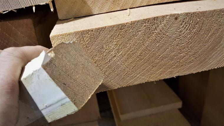 Pine Window Wood