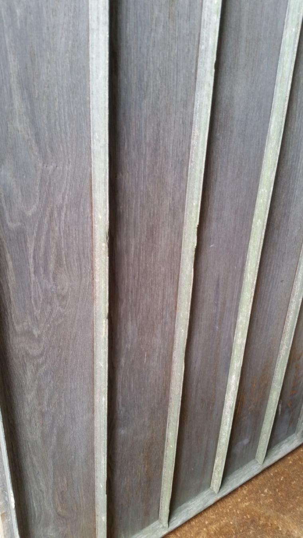 Silvered Oak Boards