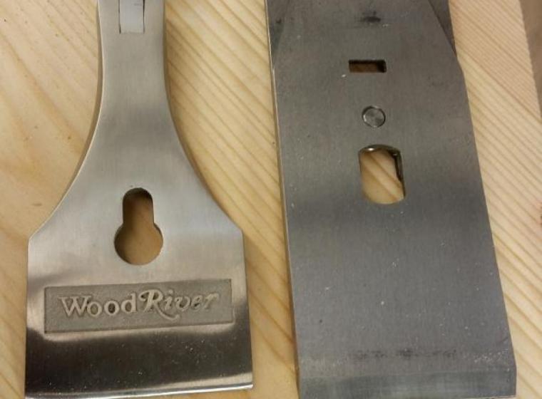 WoodRiver Hand Plane