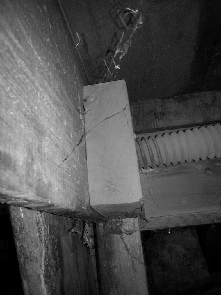 Wooden Screw Vise