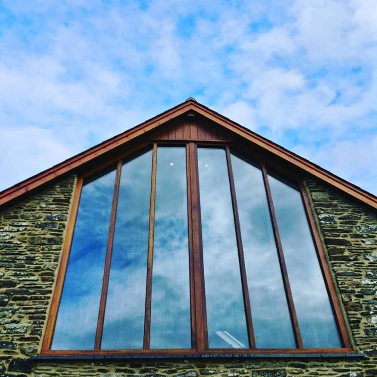 Gable Window Frames Devon