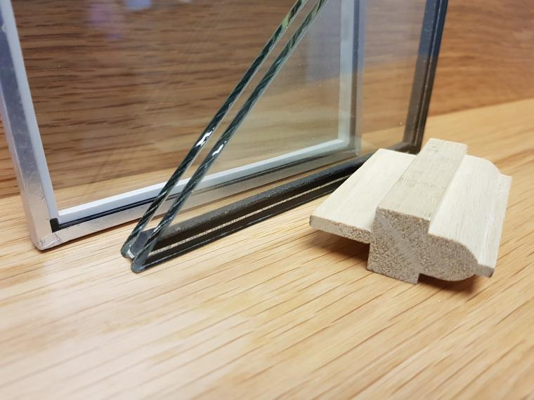 Slim Double Glazing for Wooden Windows