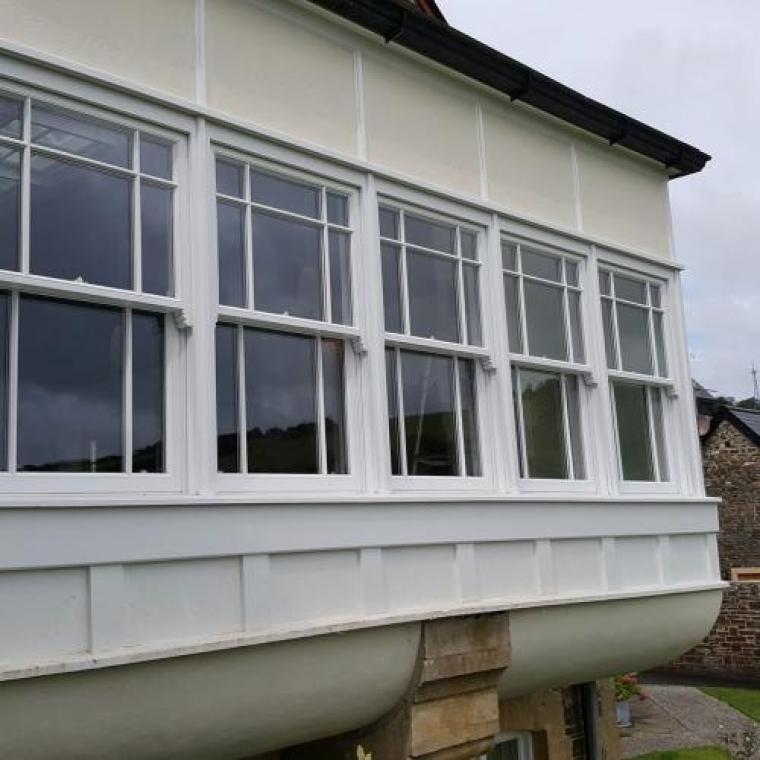 Accoya Windows Devon