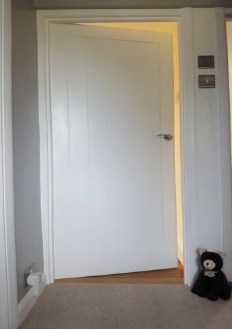 Devon Cottage Door