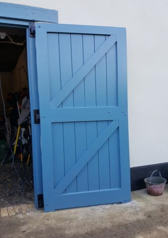 Ledged & Braced Doors Devon