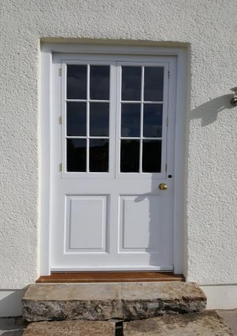 Hardwood Door and Frame