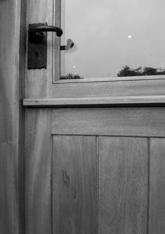 Hardwood Stable Door Devon