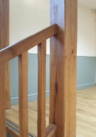 Oak Handrails & Stairs Devon