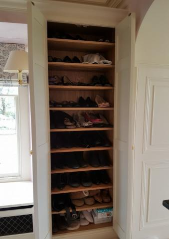 Bespoke Bedroom Storage Devon