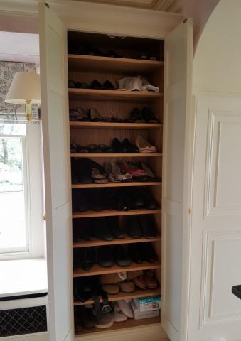 Bespoke Bedroom Storage Devon