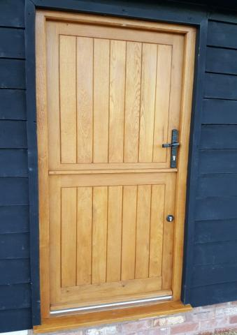 Stable door for a House Devon