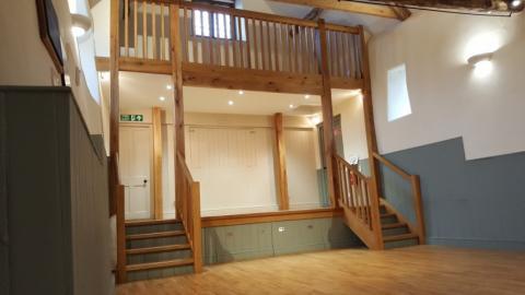 Oak Framing North Devon
