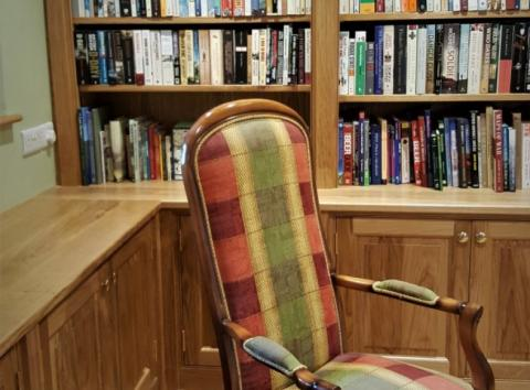 Oak Reading Room Devon