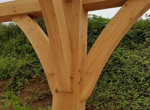 Oak Framing Devon