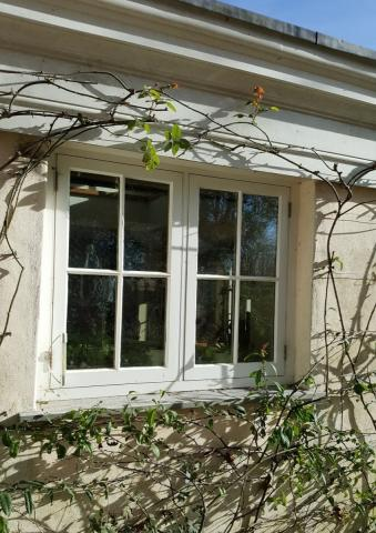 Slim Double Glazed Window