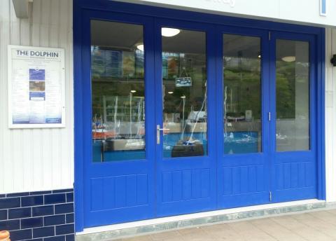 Timber Bi fold doors uk