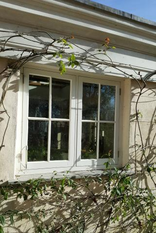 Slim Double Glazed Window Devon