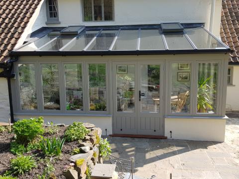 Bespoke Conservatories Devon