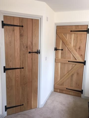 Oak Joinery Devon