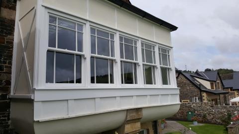 Hardwood Window North Devon