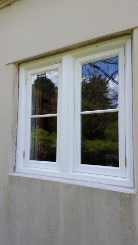 Accoya Window North Devon