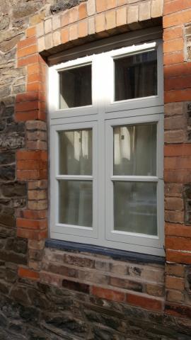 Hardwood Windows Devon