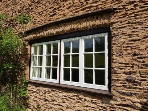 Wooden Windows for Cottages