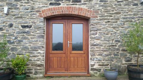 Iroko Doors Devon