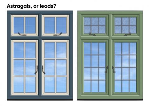 Virtual Window Surveys