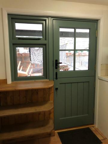 Stabke Doors Supplied and Fitted