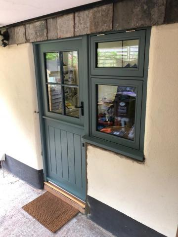 Stable Door For a House