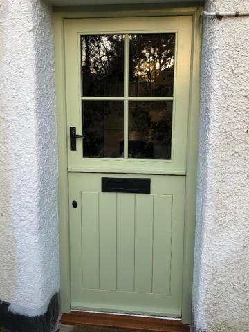 Custom Made Stable Doors Devon and Somerset